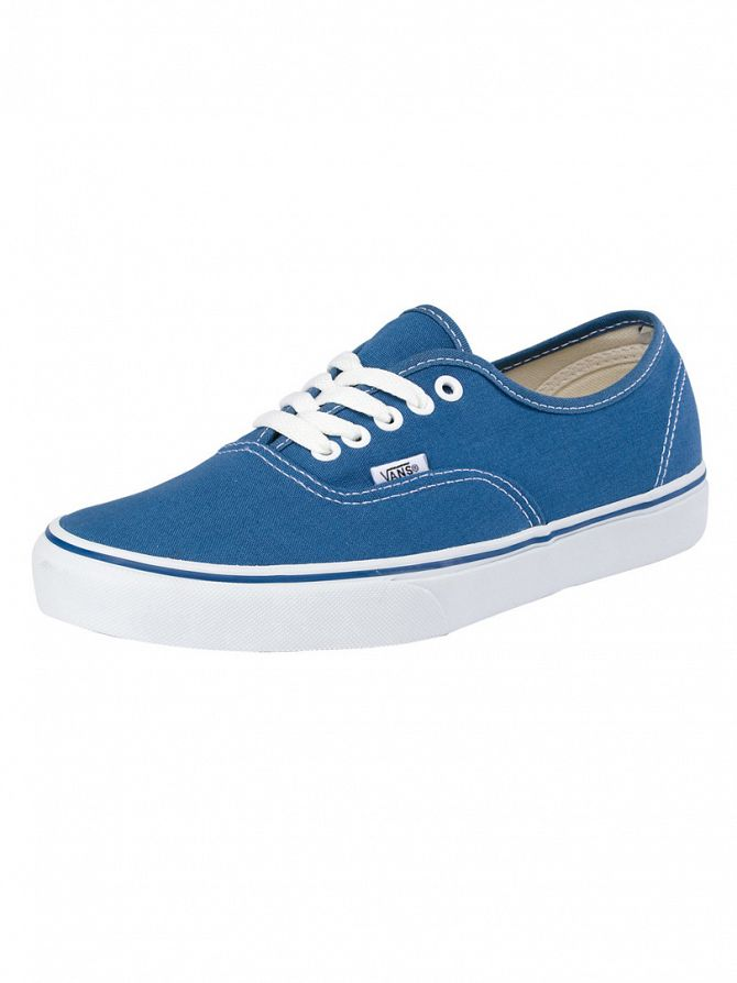 Vans Navy Authentic Trainers