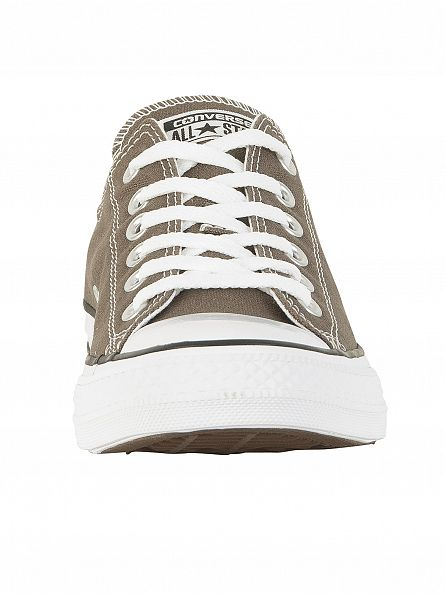 Converse Charcoal All Star Ox Trainers