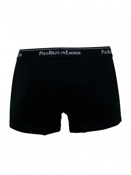 Polo Ralph Lauren Black 3 Pack Trunks
