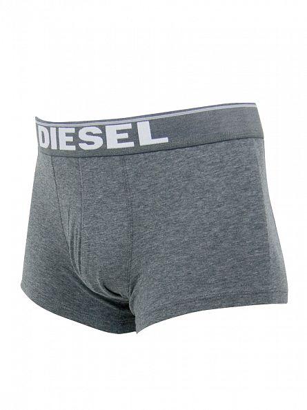 Diesel Grey/White 2 Pack Trunks