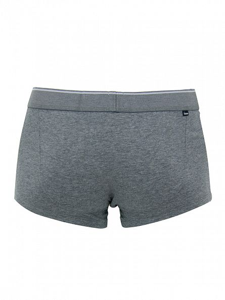 Diesel Grey/White 2 Pack Trunks