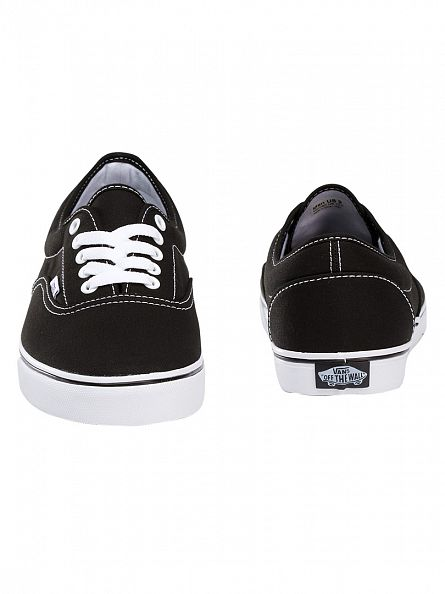 Vans Black/White LPE Trainers