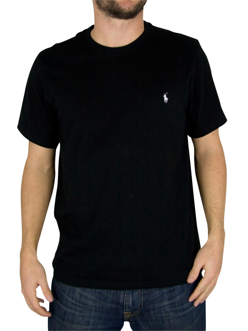 black polo ralph lauren t shirt