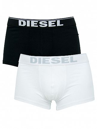 Diesel Black/White Kory 2 Pack Trunks