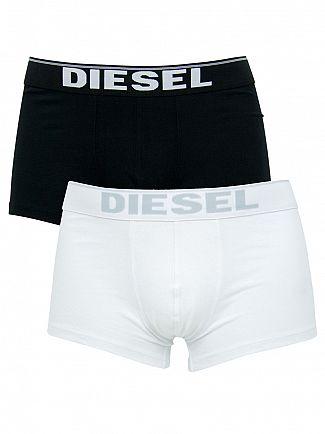 Diesel Black/White Kory 2 Pack Trunks
