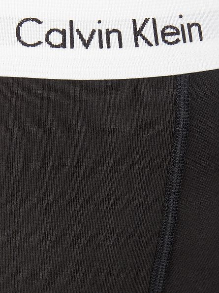 Calvin Klein Black 3 Pack Trunks