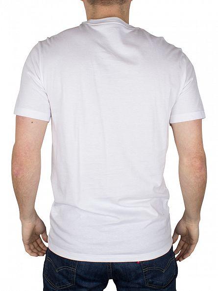Polo Ralph Lauren White 2 Pack Crew-Neck T-Shirts