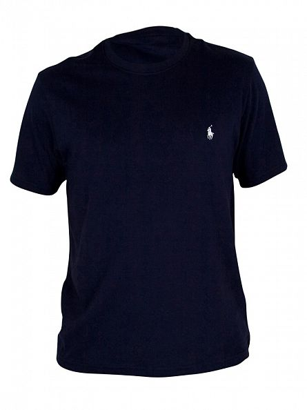 Polo Ralph Lauren Cruise Navy Logo Crew Neck T-Shirt