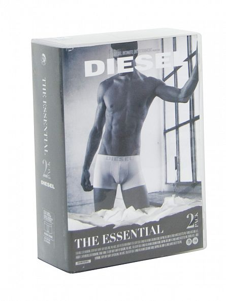 Diesel Black/Black Kory 2 Pack Trunks