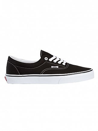Vans Black Era Trainers
