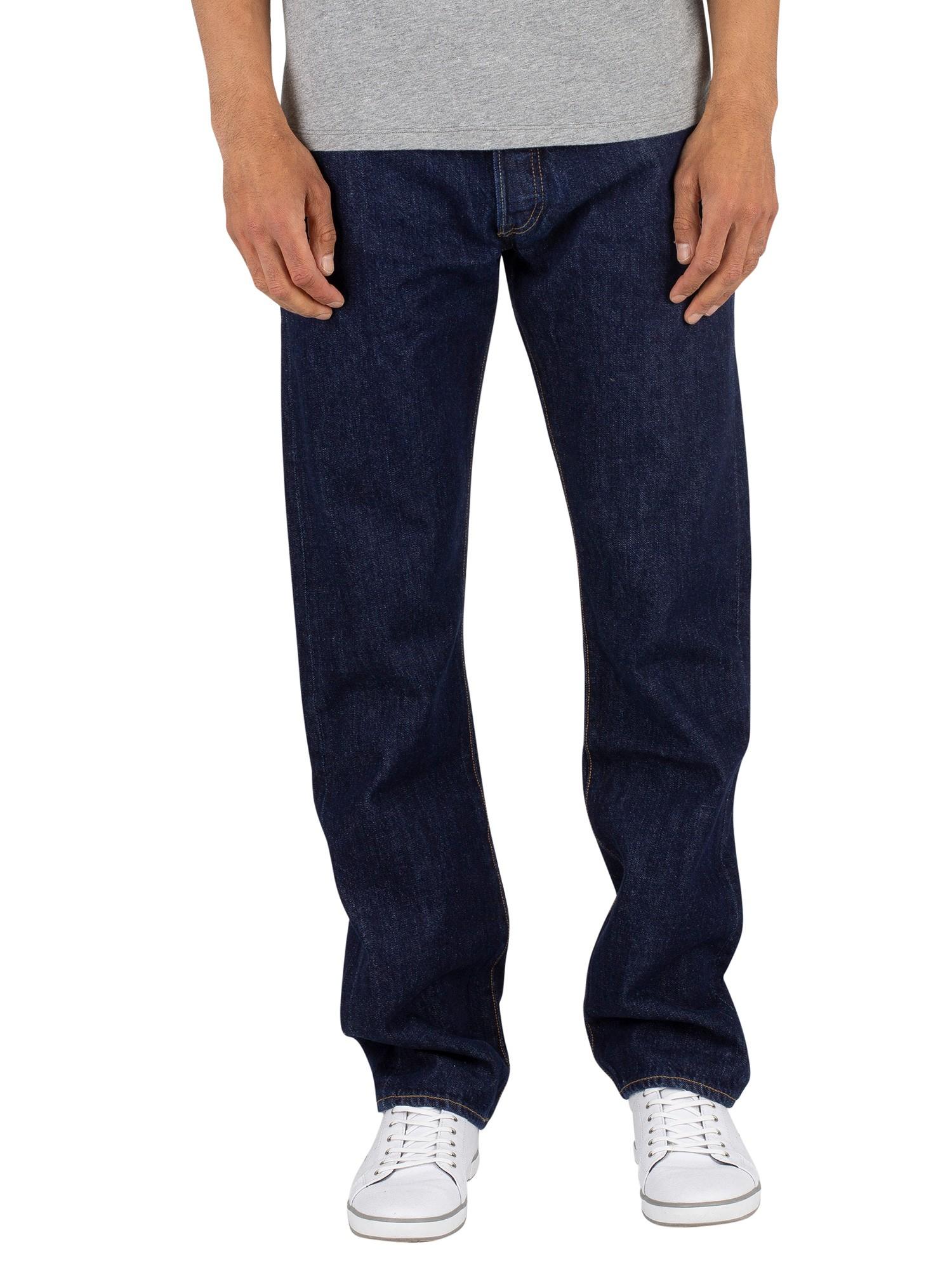 levi 39 s onewash 501 original fit jeans stand out. Black Bedroom Furniture Sets. Home Design Ideas