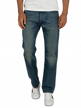 Levi's Hook Wash 501 Regular Fit Jeans