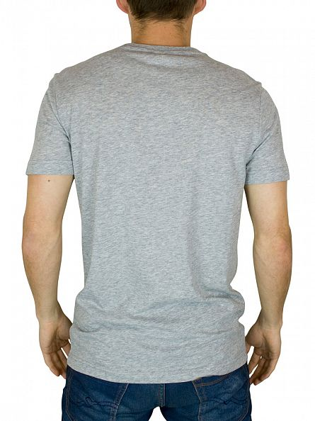 G-Star Grey Heather 2 Pack Crew Neck T-Shirts