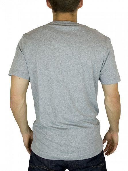 G-Star Grey 2 Pack V Neck T-Shirts