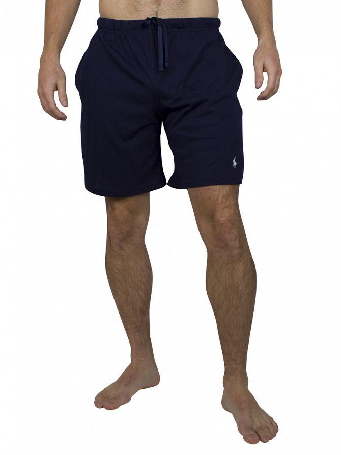 Polo Ralph Lauren Cruise Navy Pyjama Sleep Shorts