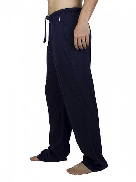 Polo Ralph Lauren Cruise Navy Pyjama Jersey Bottoms