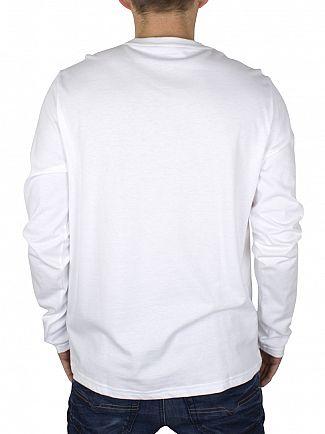 Polo Ralph Lauren White Longsleeved T-Shirt