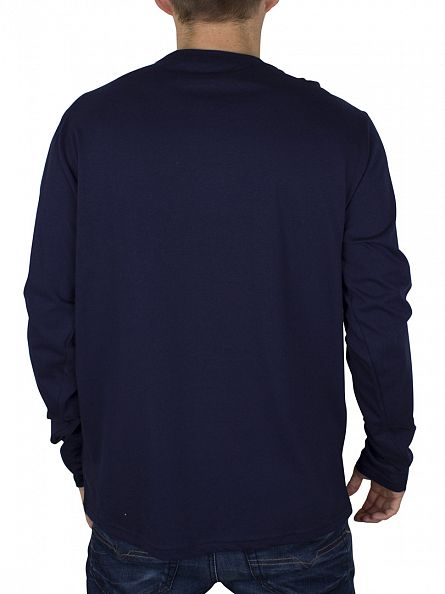 Polo Ralph Lauren Cruise Navy Longsleeved T-Shirt
