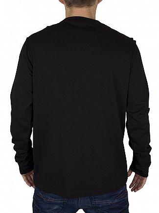 Polo Ralph Lauren Black Longsleeved T-Shirt
