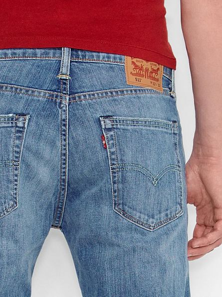 Levi's Harbour 511 Slim Fit Jeans