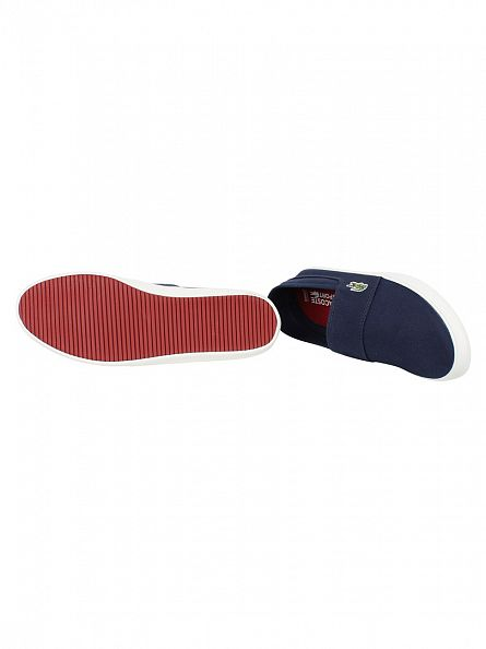 Lacoste Dark Blue/Dark Blue Marice Slip On Trainers