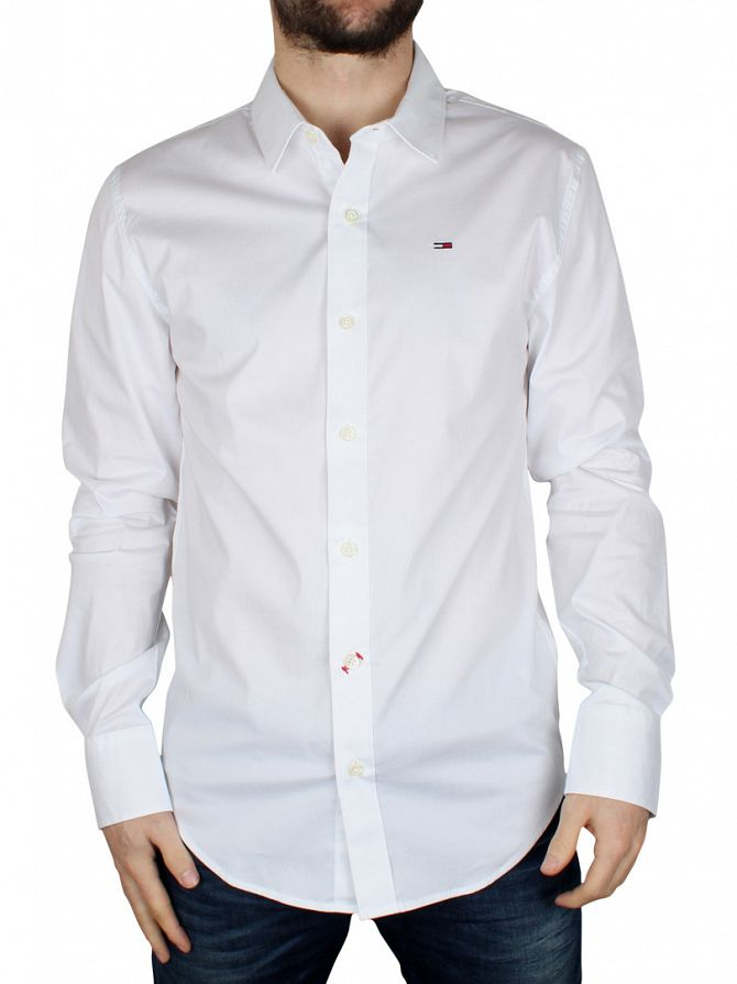 Hilfiger Denim Classic White Original Shirt
