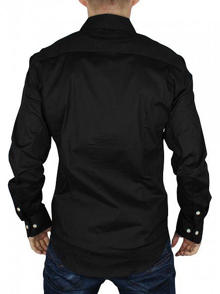 Hilfiger Denim Tommy Black Sabim Shirt
