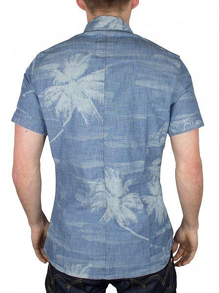 G-Star Milk Mate Palm Shirt