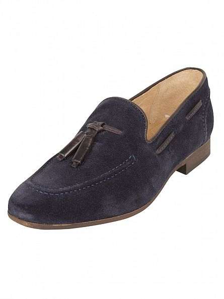 H by Hudson Navy Pierre Shoes