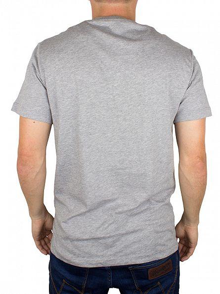 Converse Grey Logo T-Shirt