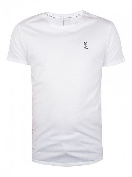 Religion White Plain Crew Neck T-Shirt