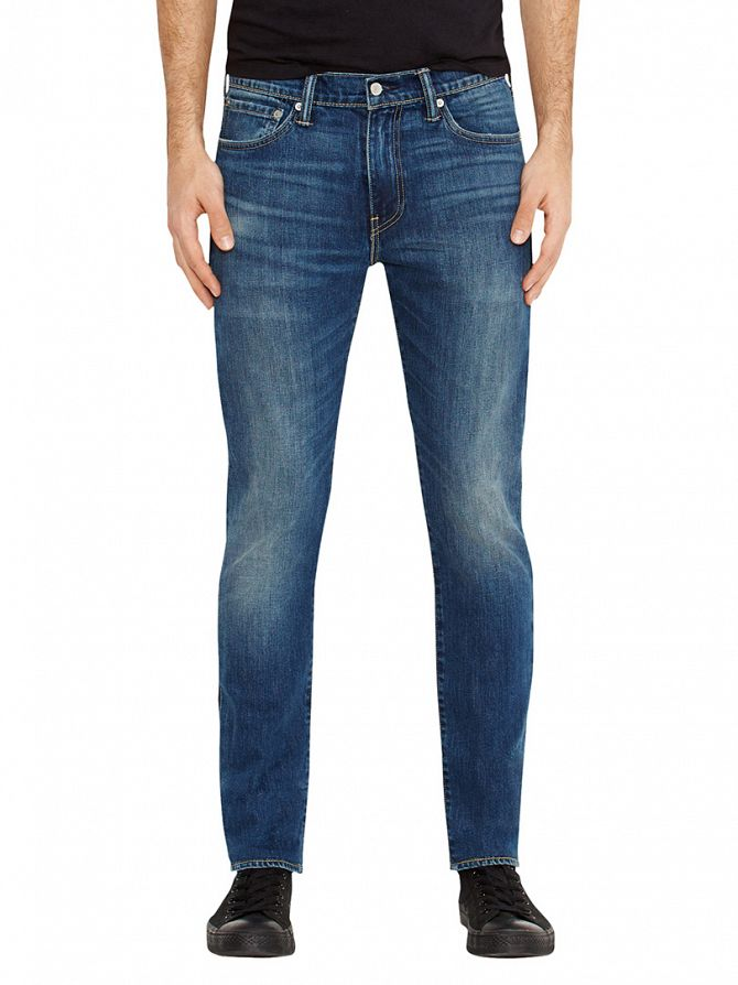 Levi's Blue Canyon 510 Skinny Fit Jeans