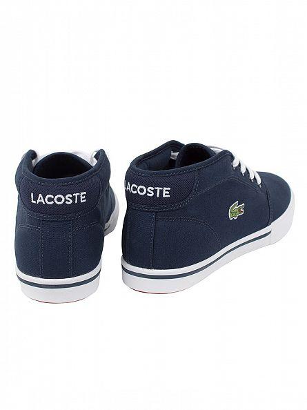 Lacoste Dark Blue/Dark Blue Ampthill LCR2 SPM Trainers