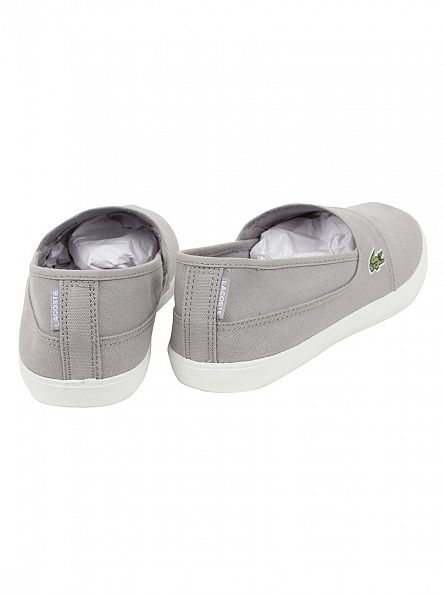 Lacoste Grey/Grey Marice LCR SPM Trainers