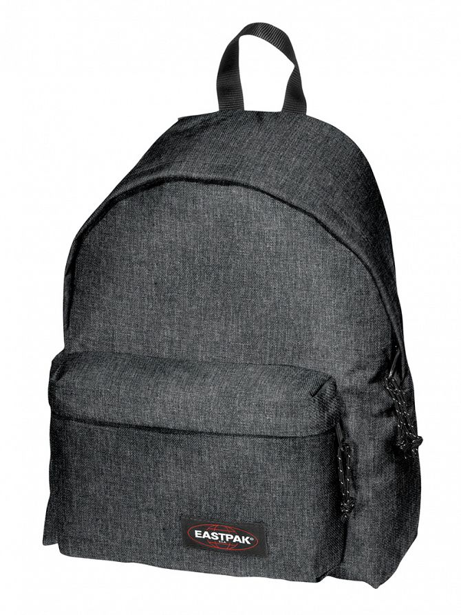 Eastpak Black Denim Padded Pak R Backpack