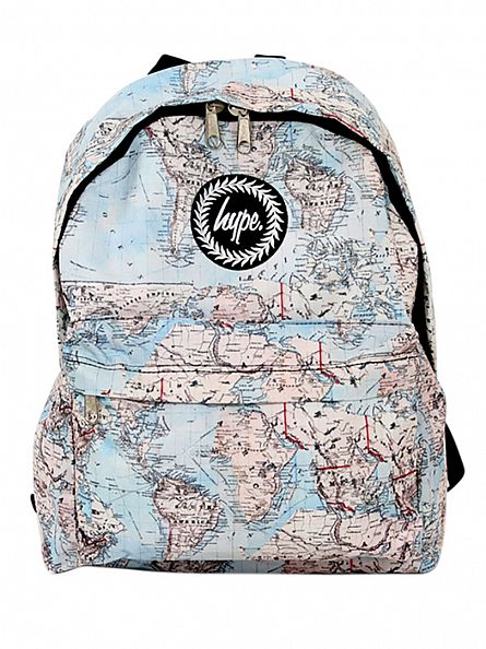 Hype Multi Maps Backpack