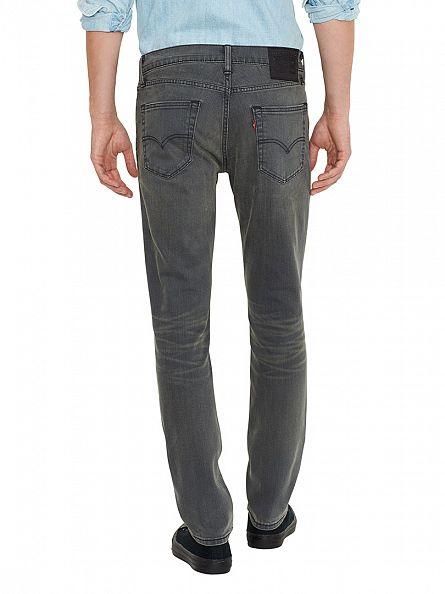 Levi's Grey 511 Slim Fit Joplin Jeans