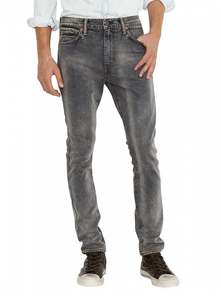 Levi's Grey 510 Skinny Fit Great Grey Jeans