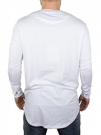 Sik Silk White Base Layer T-Shirt