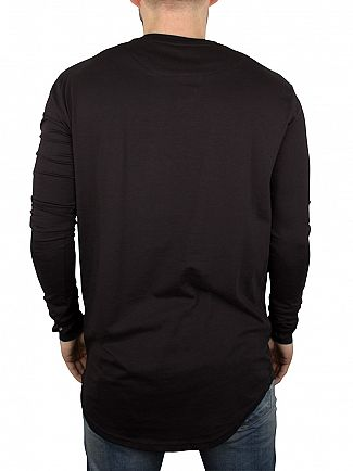 Sik Silk Black Base Layer T-Shirt