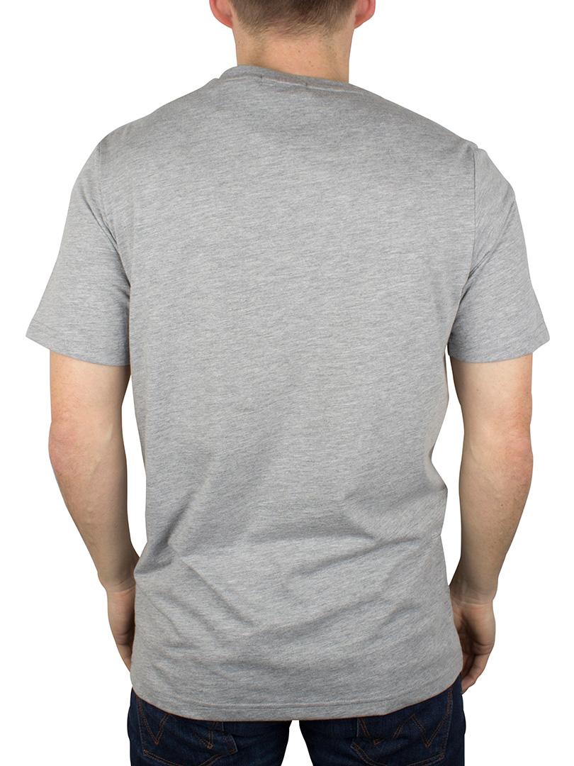 Farah Vintage Rain Heather Denny Crew Neck T-Shirt