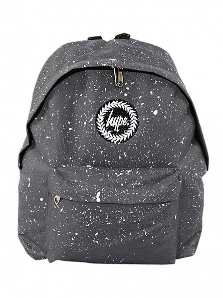 Hype Grey/White Speckle Backpack