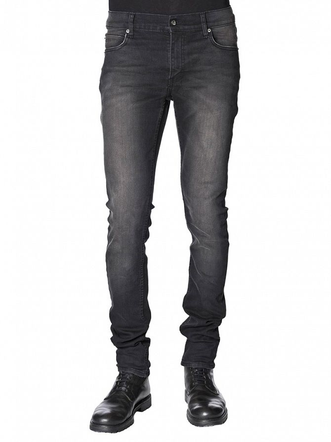 Cheap Monday Base Grey Tight Slim Fit Jeans