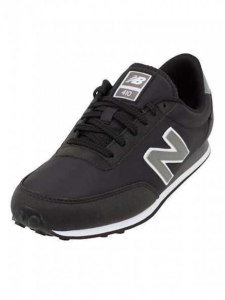 New Balance Black 410 Trainers