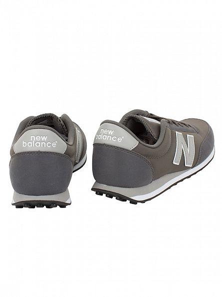 New Balance Grey 410 Trainers