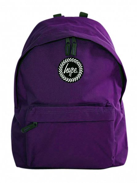 Hype Purple Backpack
