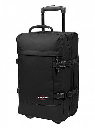 Eastpak Black Tranverz S Cabin Luggage Case