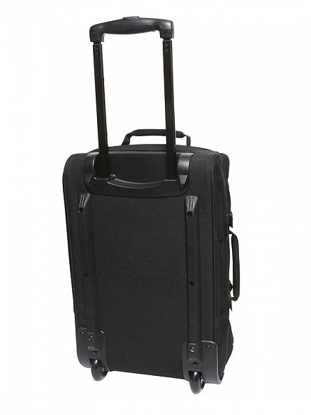 Eastpak Black Tranverz S Cabin Luggage Case