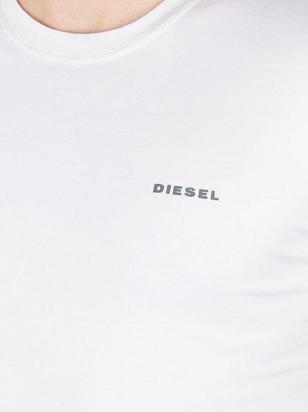 Diesel White Randal 2 Pack Crew Neck T-Shirts