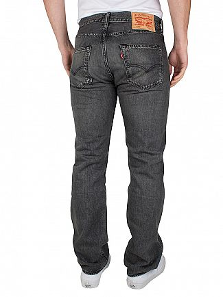 Levi's Urban Grey 501 Original Fit Jeans
